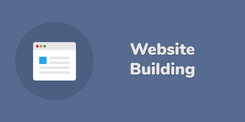 website building basics