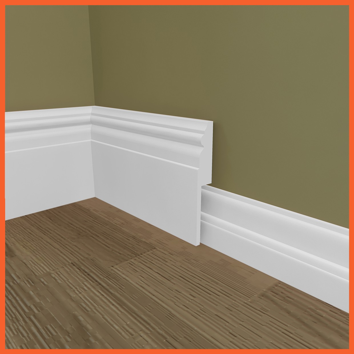 radiator skirting
