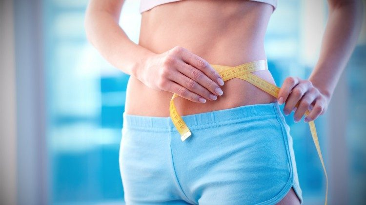 weight reduction routine